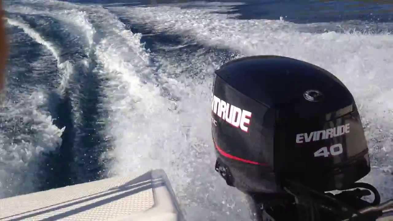 DOWNLOAD 2012 Evinrude E-Tec 40HP (40 HP) Repair Manual