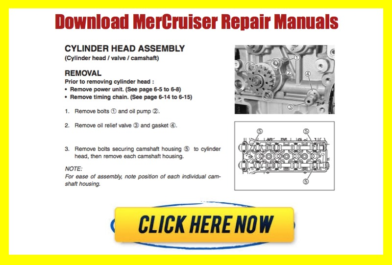 mercruiser repair manual rh inboardrepairmanual com Mercruiser 350 Magnum Mercruiser 350 Thermostat Check Valves
