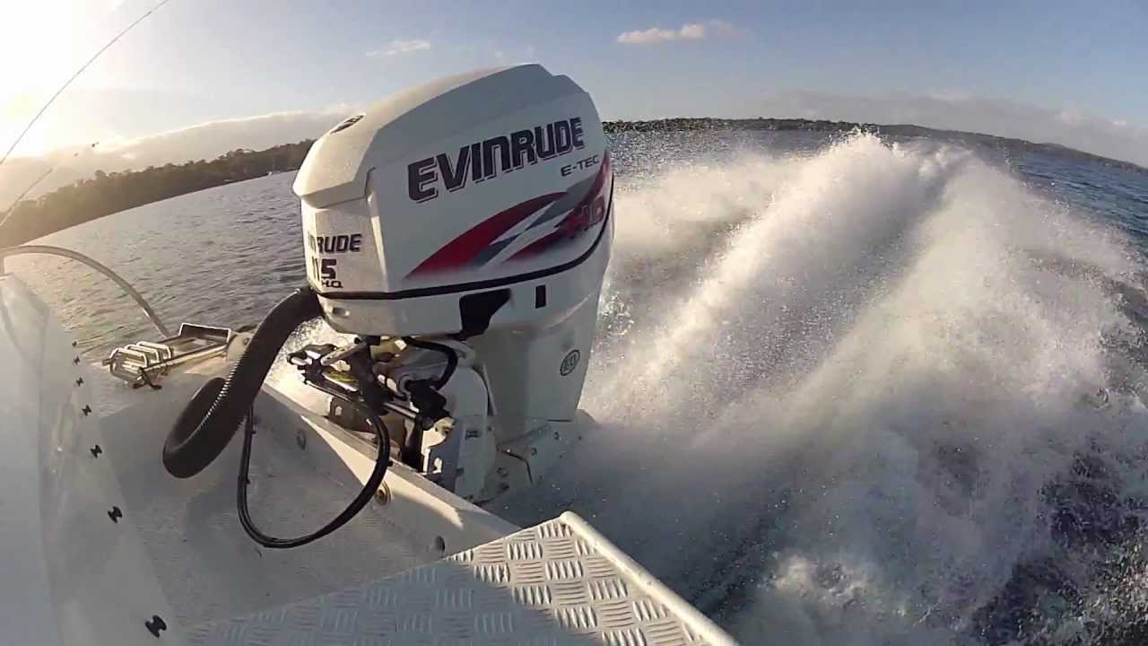 Evinrude E-Tec Repair Manual