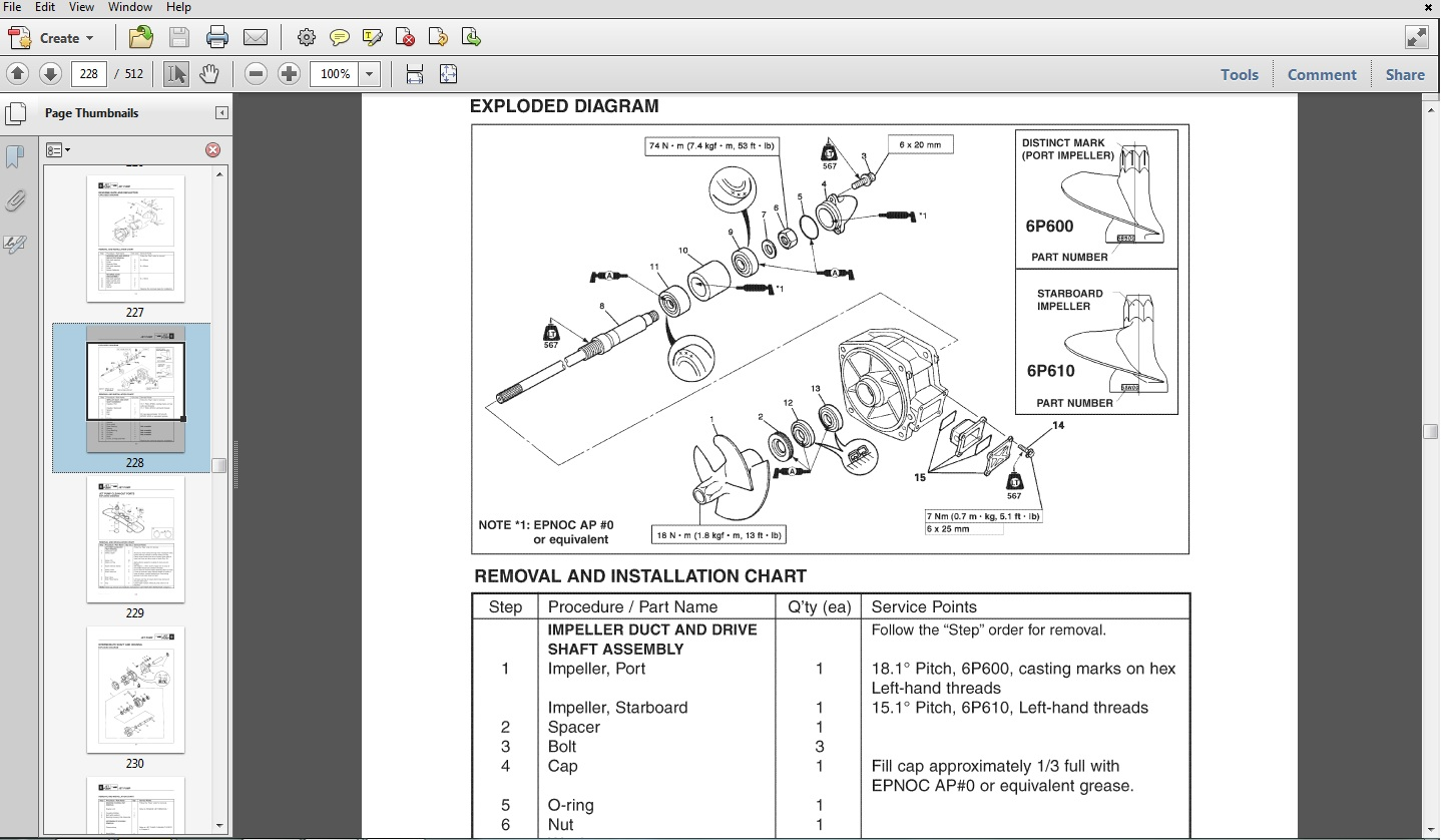 Suzuki Outboard Service Manual