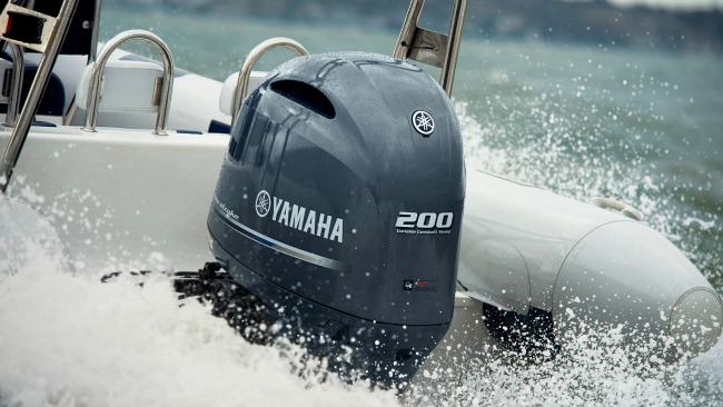 Yamaha Outboard Repair Manual