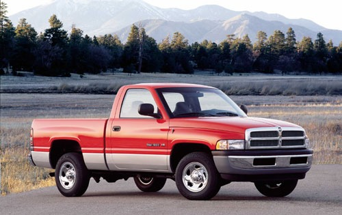 DOWNLOAD 2001 Dodge Ram 1500 Repair Manual 5.9L V8