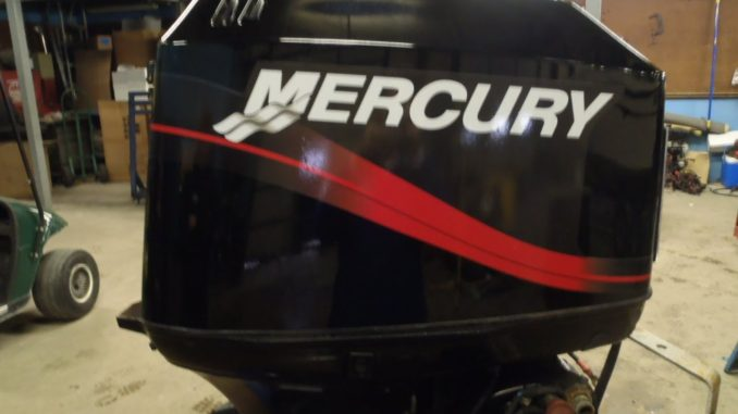 DOWNLOAD 2002 50HP (50 HP) Mercury Outboard Repair Manual