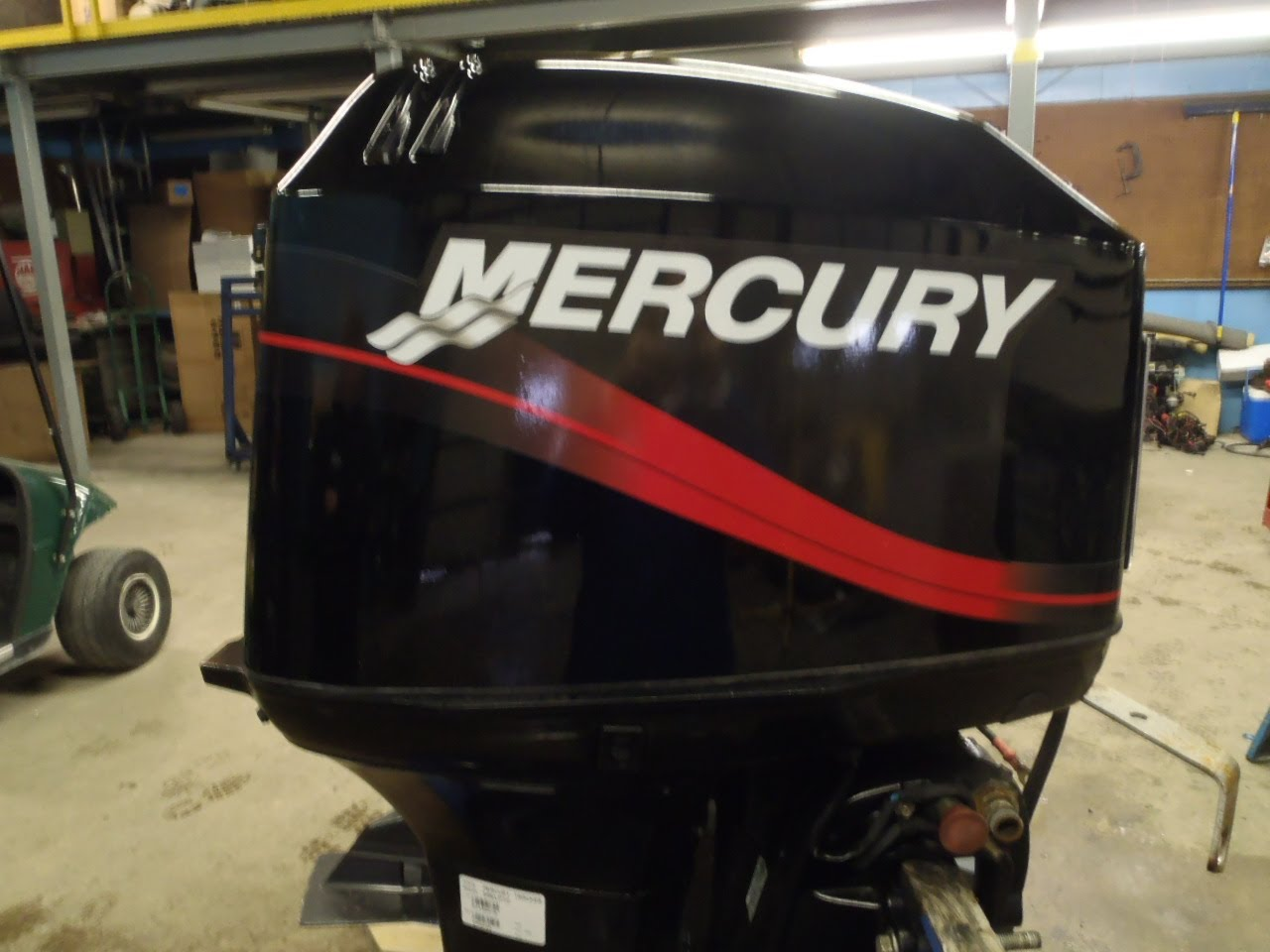 Download 2002 50hp 50 Hp Mercury Outboard Repair Manual