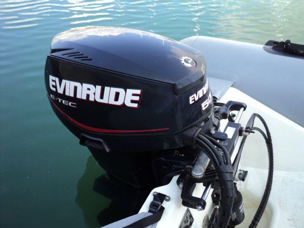 Evinrude etec 40 Hp service Manual